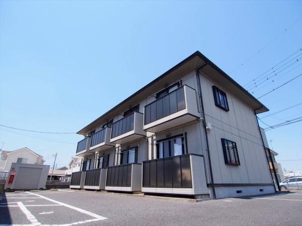 ビューステージ C棟(水戸市)
