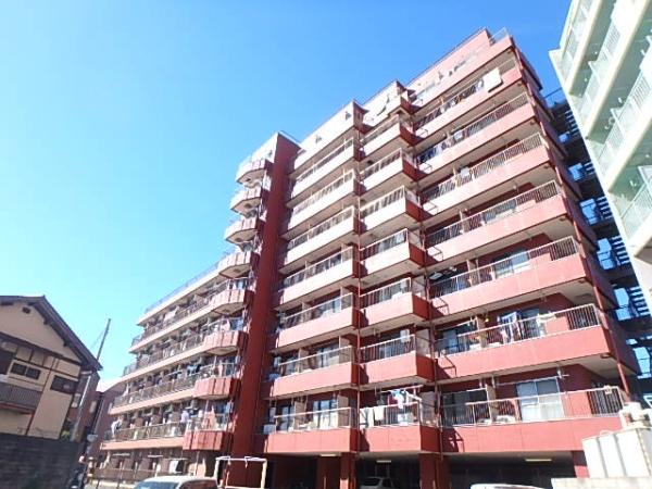 レスカールマンション(水戸市)