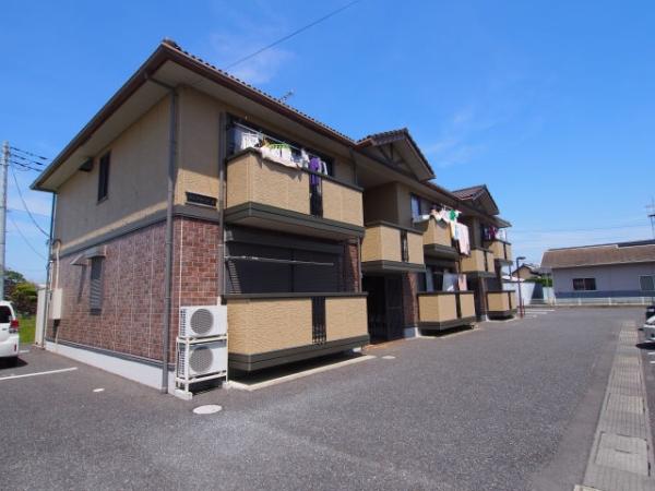 ディアコート B棟(水戸市)