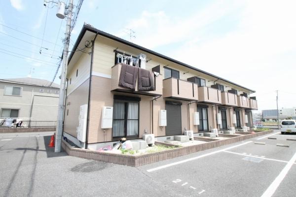 メゾン・クレール E棟(水戸市)