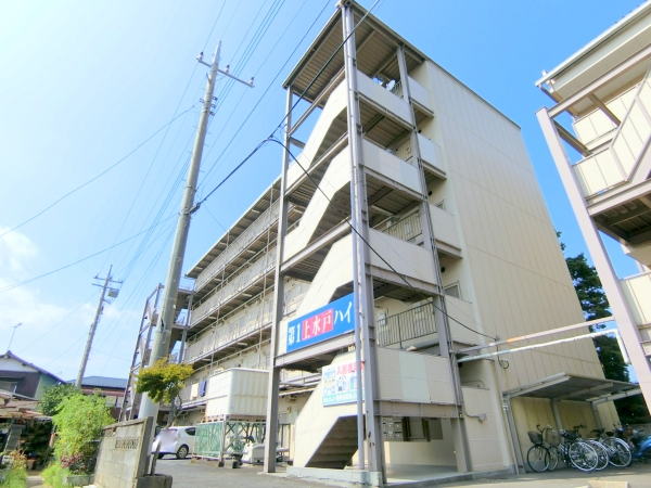 上水戸ハイツ(水戸市)