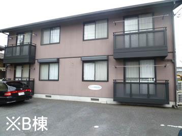 シャトー・ボヌール B棟(水戸市)