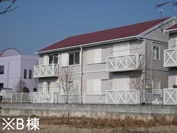 フレグランス河和田 B棟(水戸市)
