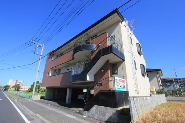 リバーサイド村山(水戸市)