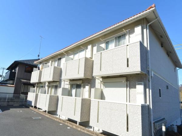 メゾンSMILE II(水戸市)