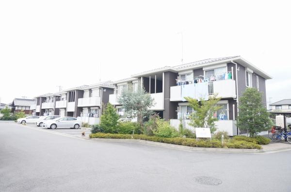 ヴァンテ・ドミール B(水戸市)