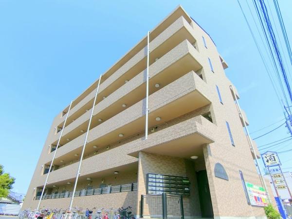 グランクレール 3番館(水戸市)