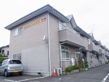 タウンハイツ中丸 B棟(水戸市)