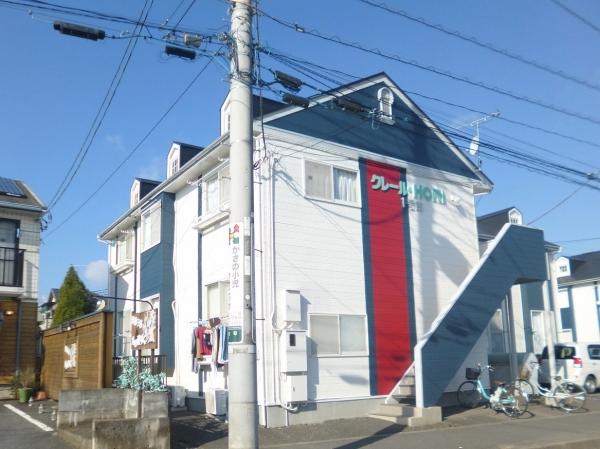 クレール堀 1号棟(水戸市)