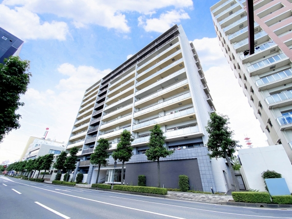 S-FORT水戸中央(水戸市)