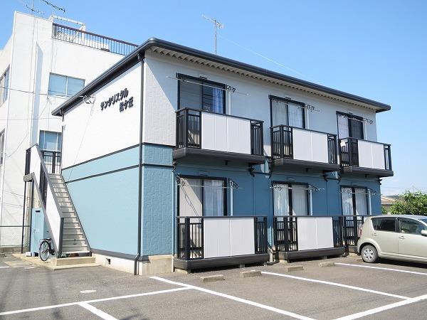 サンクリスタル松ヶ丘(水戸市)