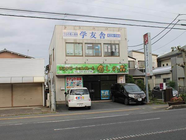 長谷部方店舗(水戸市)