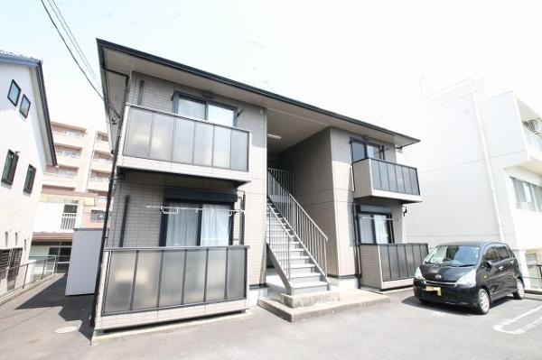 クレストコート B(水戸市)