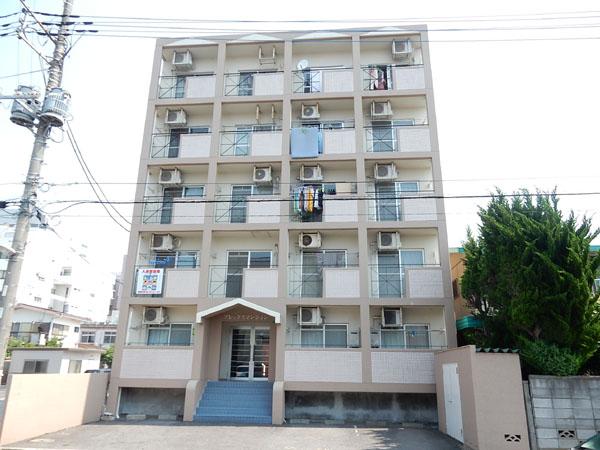 アレックスマンション(水戸市)