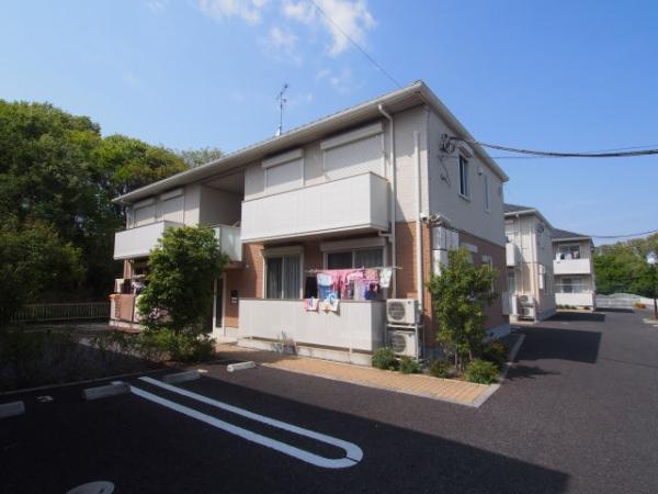 ローズヒルズ B棟(水戸市)