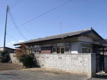軍司渡里住宅 1号棟(水戸市)