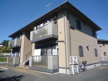 ルナ クレッセント A(水戸市)