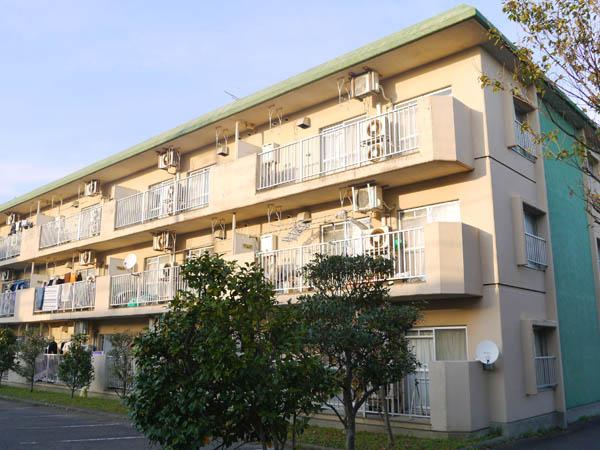 グリーンパークマンション(日立市)