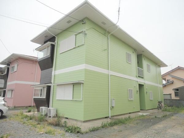 コーポらん月 3号棟(那珂市)