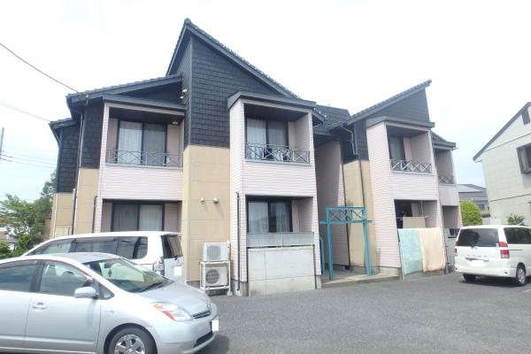 東海 村 アパート