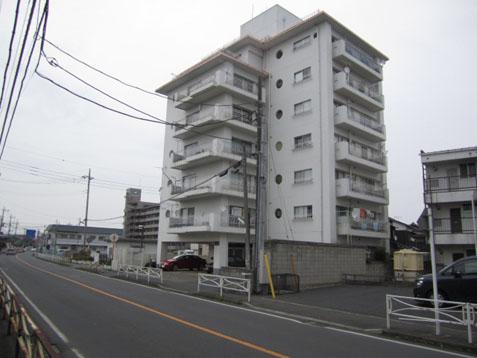 シャトー自由ヶ丘(水戸市)