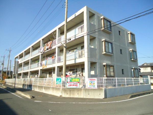 常豊共同ビル(常陸太田市)