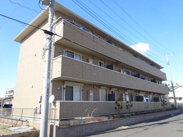 コンフォール Y棟(つくばみらい市)