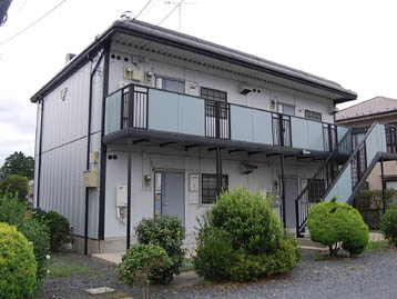 パナハイツ斎藤 D棟(水戸市)