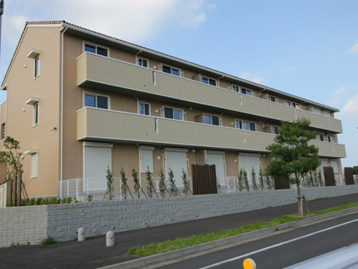 カーザ ヴェルデ B棟(つくば市)