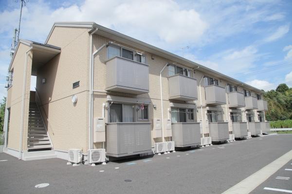 スカイブルー E(水戸市)
