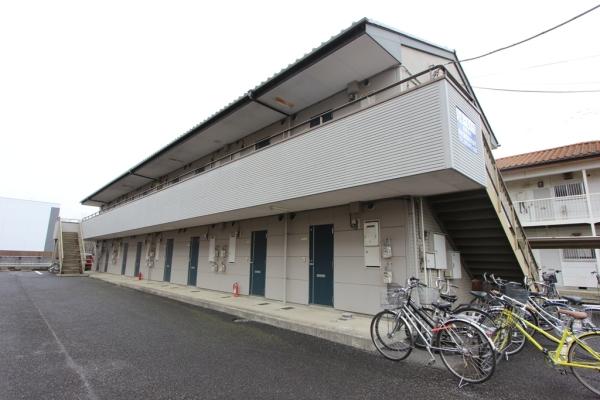 らぽーる大竹(つくば市)