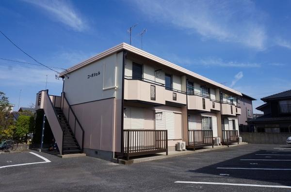 コーポシェル(水戸市)