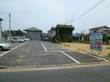 松本町月極駐車場(水戸市)
