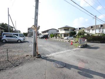 河内駐車場(水戸市)