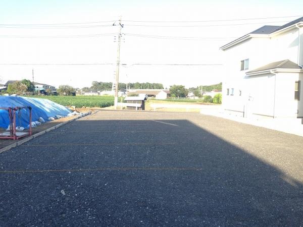 西原第一駐車場(ひたちなか市)