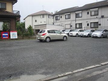 溝口駐車場(水戸市)