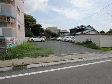 新荘3丁目駐車場(水戸市)