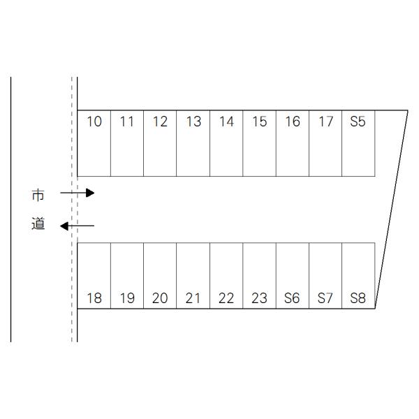 山口元吉田駐車場(水戸市)