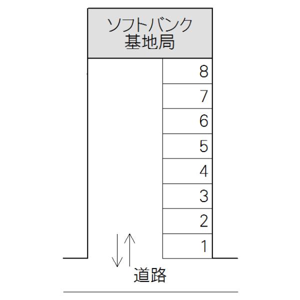 酒門山下駐車場(水戸市)