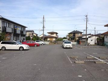 川﨑駐車場(水戸市)