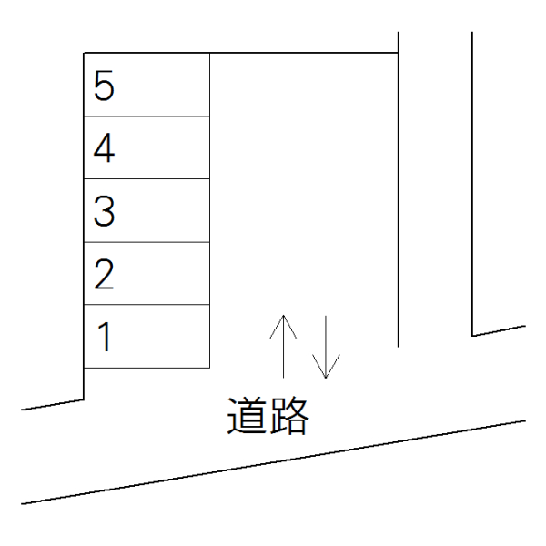 元吉田綿引駐車場(水戸市)