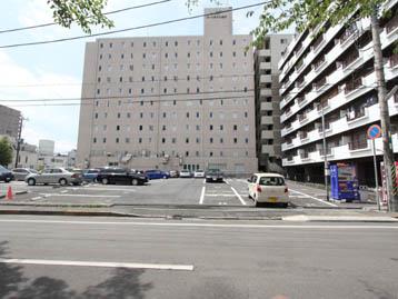 桜川中央駐車場(水戸市)
