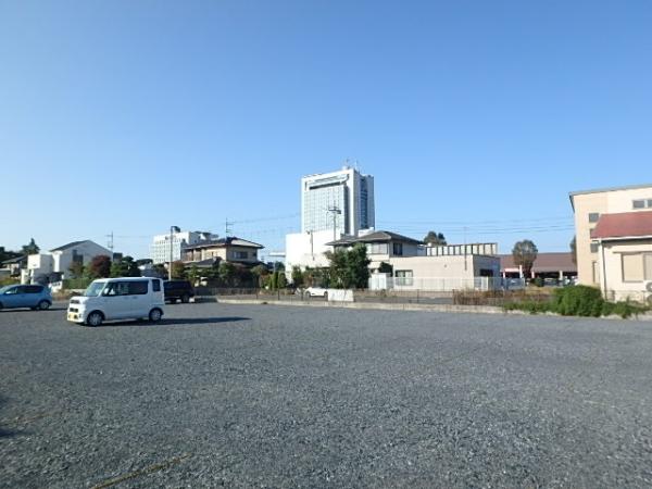 笠原荘司駐車場(水戸市)