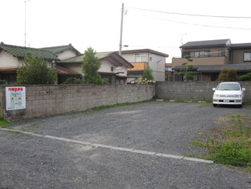 朝日町パーキング(水戸市)