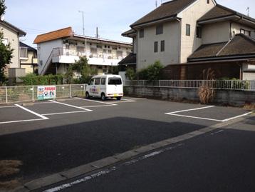 新原駐車場(水戸市)