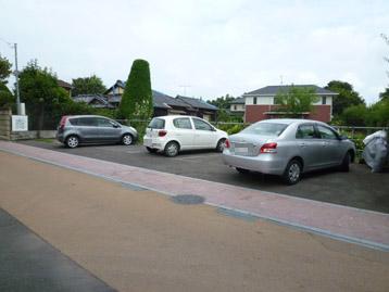表門駐車場 (ABCDEF)(水戸市)