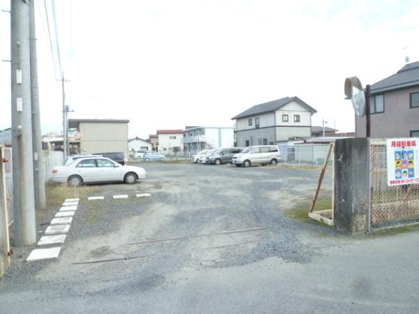 大塚町江橋駐車場(水戸市)