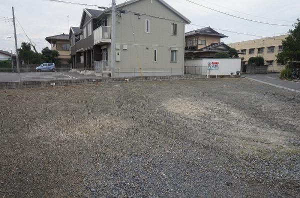 内原一丁目金澤駐車場(水戸市)