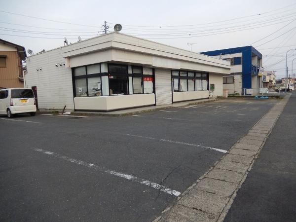 渡里町小田木店舗(水戸市)