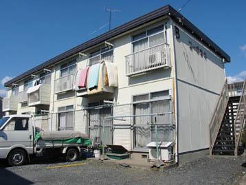 コーポ清水 B棟(ひたちなか市)